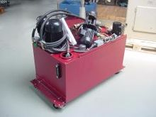 BKW hydraulic group #12685