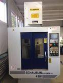 SCHAUBLIN 48 V CNC Vertical mac