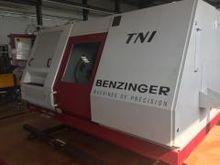 BENZINGER TNI-B1 CNC turning la