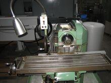 ACIERA F 3 Universal milling ma