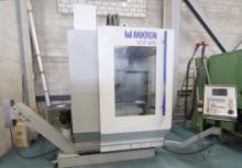 MIKRON VCP 600 Vertical machini