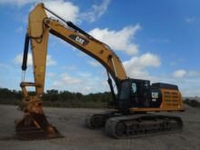 Used Caterpillar 349E L Excavator for sale in Texas, USA