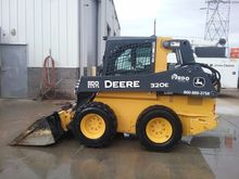 2014 John Deere 320E