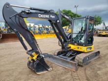 Used John Deere 50G Excavator for sale | Machinio