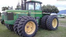 1984 John Deere 8650