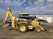 2001 New Holland LB110B