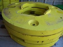 2011 John Deere WEIGHT