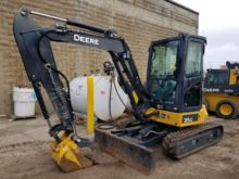 Used John Deere 35 Excavator for sale | Machinio