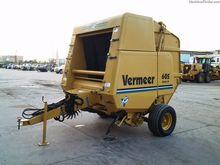 1994 Vermeer 605K