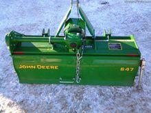 2016 John Deere 647