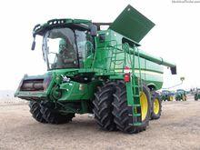 2014 John Deere S670