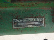 JD 3940 Silage Chopper