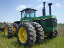 JD 8440 Tractor