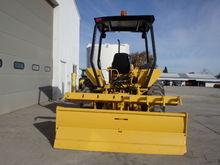 JD 210C Loader Tractor