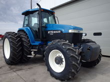 NH 8770 Tractor