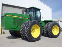 JD 8760 Tractor