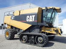 Cat Lexion 485R Combine
