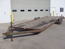 Used JD 201 Trailer