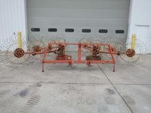 8 Wheel Hay Rake
