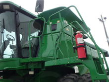 Used JD 9650STS Comb