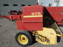 NH 575 Square Baler