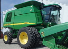 JD 9650STS Combine