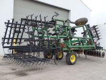 JD 726 Soil Finisher