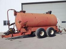 Calumet Liquid Manure Tank