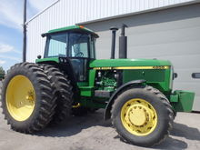 JD 4955 Tractor