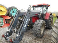2008 Case IH CVX 140 Farm Tract