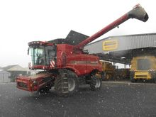 2011 Case IH 7120 Combine harve