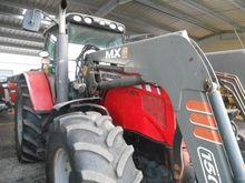 2009 Massey Ferguson 6480 Farm