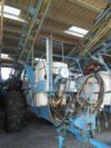 1992 Evrard TE2500 Trailed spra