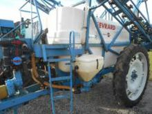 1995 Evrard TE2500 Trailed spra