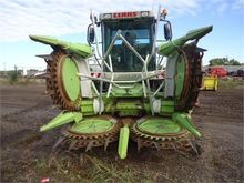 Used 2004 CLAAS RU60