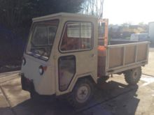 1975 Aebi TP 1000A Slope tracto