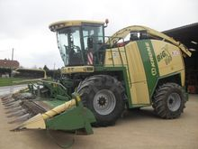 2008 Krone BIG X 650