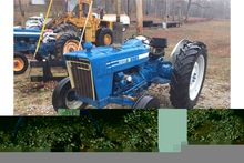 Ford 4600 Farm Tractor