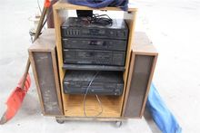 Used STEREO SYSTEM i