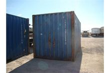 Shipping container 8' W x 10' H