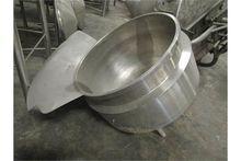 140 gallon J.C. Pardo stainless