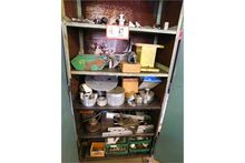 2-Door Metal Storage Cabinet, W