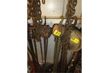 Used Chain Hoists, 1