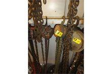 Used Chain Hoists, 1