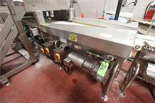STI 4-Lane Outfeed Conveyor and