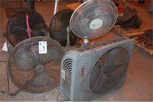 (3) Shop Fans