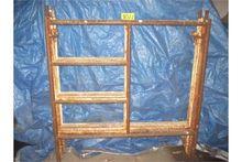 """(5) 5'1"""" x 5' scaffold."""