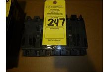 Circuit breaker 15amp 3 pole
