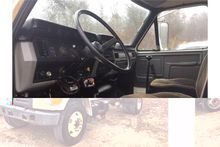 1996 Ford F Series Cab & Chassi