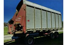 Miller Pro 2175 silage wagon, 1